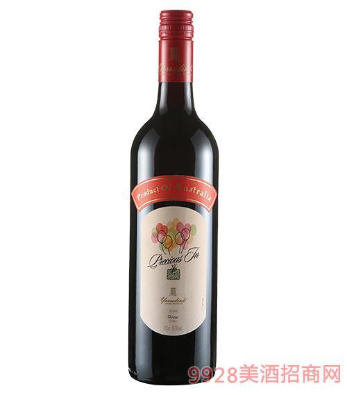 礼至・西拉(维多利亚)葡萄酒13.5度