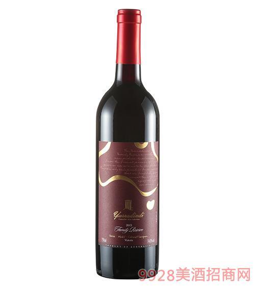 家族・西拉、美乐、赤霞珠(维多利亚)葡萄酒14度