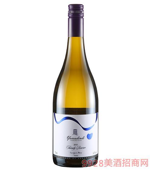 家族·长相思(维多利亚)葡萄酒14.5度