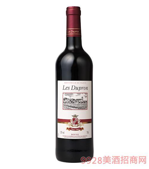 法国都彭VDF红葡萄酒