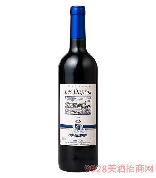 法国都彭IGP红葡萄酒