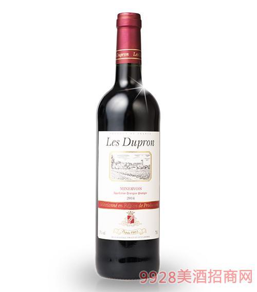 法国都彭AOP红葡萄酒