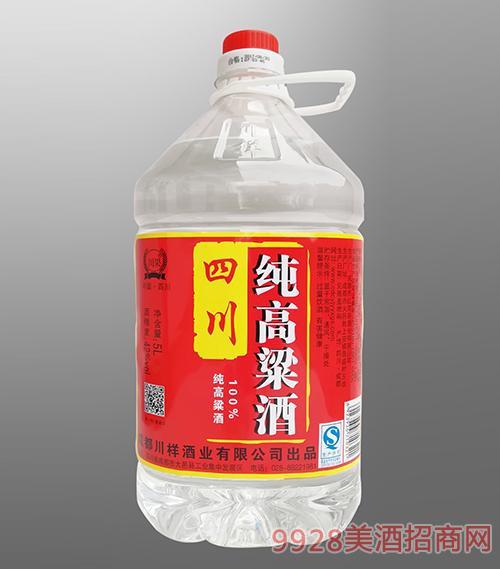 川果-四川高粱酒5L桶