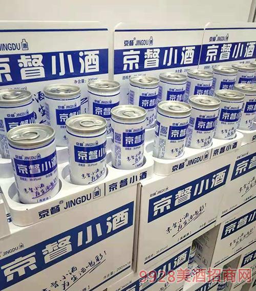 京督小酒39.8度200ml