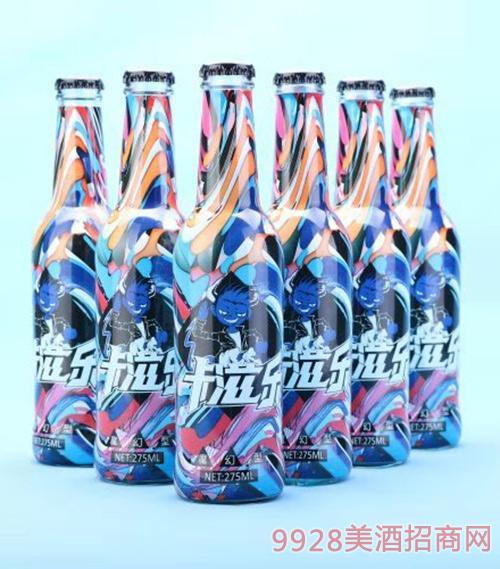 卡滋乐鸡尾酒魔幻型275ml
