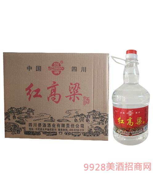 蜀侨红高粱酒42度1750ml