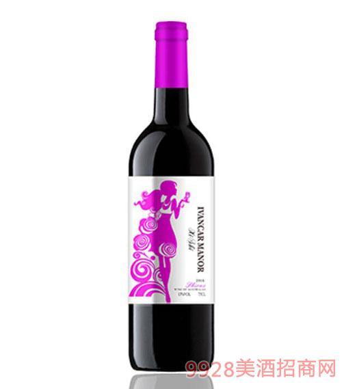 伊�f卡�f�@?美葡萄酒