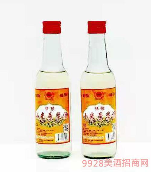纯粮小米原浆酒42度250ml