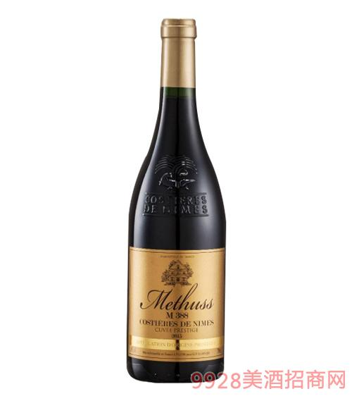 Methuss密特斯M388干红葡萄酒