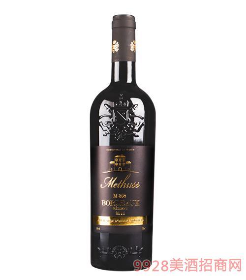 Methuss密特斯M398珍藏干红葡萄酒