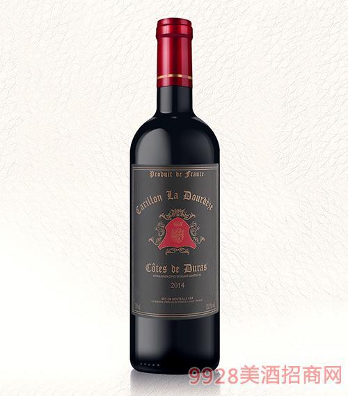 法国卡瑞隆干红葡萄酒