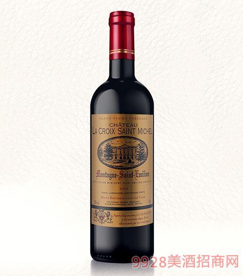 法国圣米歇尔干红葡萄酒