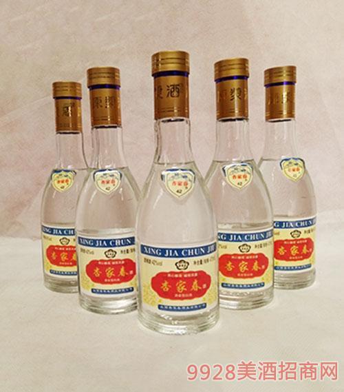 杏家春酒光瓶酒