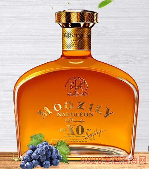 穆泽·拿破仑XO白兰地酒