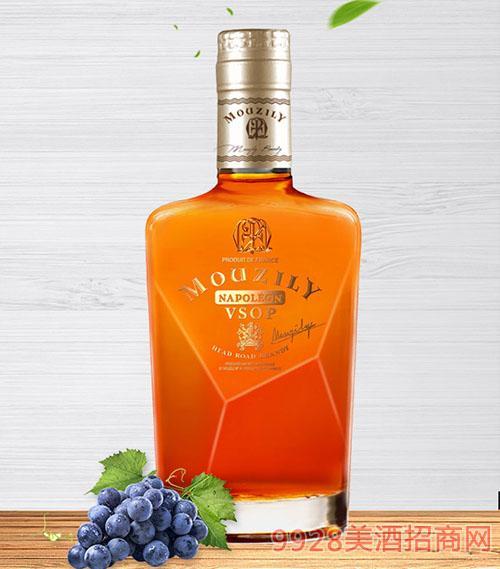 穆泽拿破仑领航V.S.O.P白兰地酒