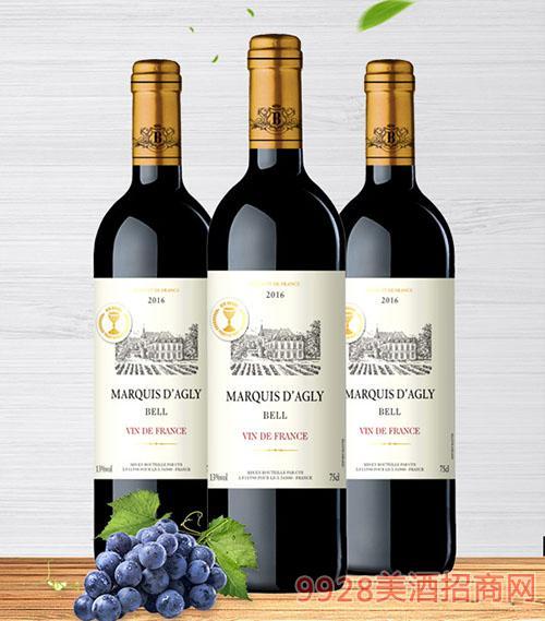 贝尔干红葡萄酒