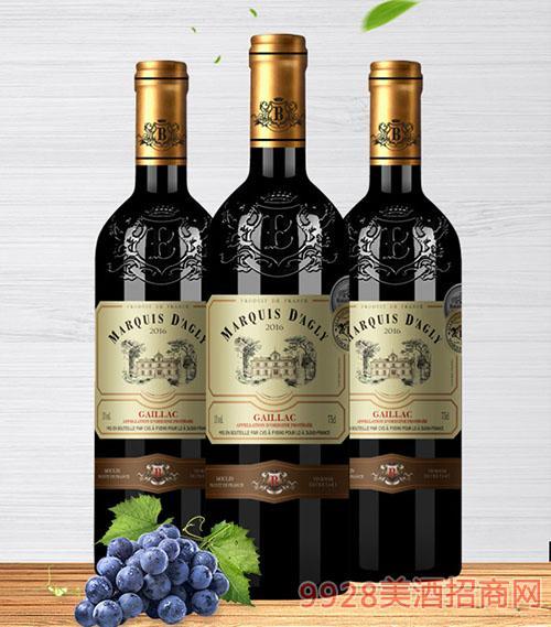 磨坊干红葡萄酒