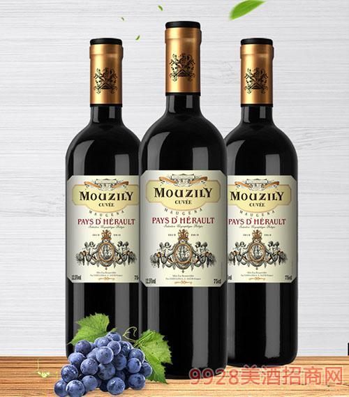 穆泽马哥纳干红葡萄酒