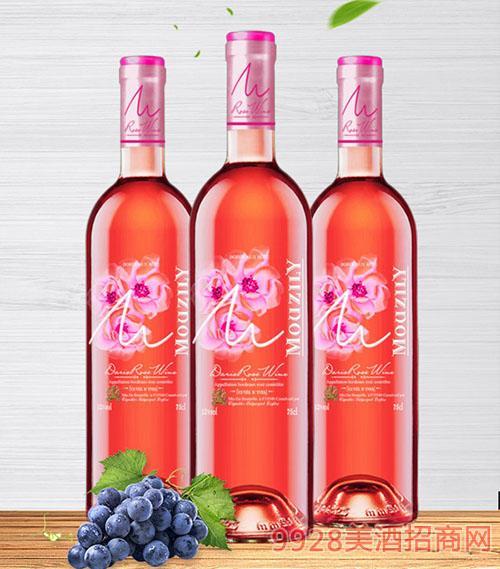 穆泽玳丽斯桃红葡萄酒