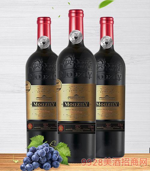 穆泽米卡干红葡萄酒