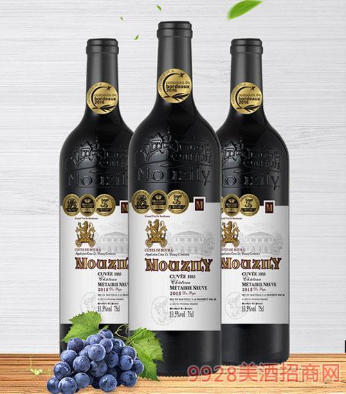 穆泽教皇新堡干红葡萄酒