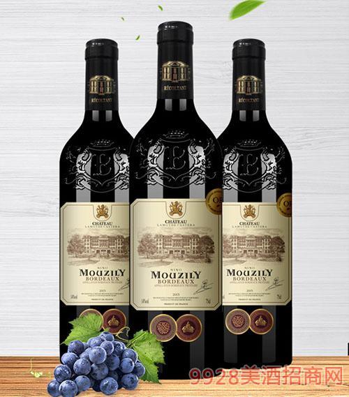 穆泽家族尼诺干红葡萄酒