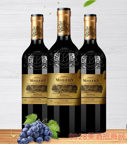 穆泽家族穆博士干红葡萄酒