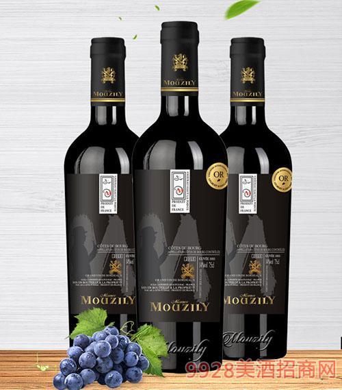 穆泽酒庄穆泽先生干红葡萄酒