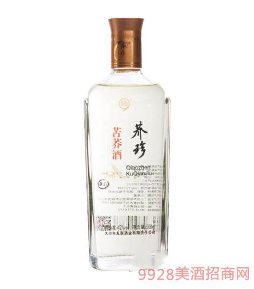 荞珍苦荞酒