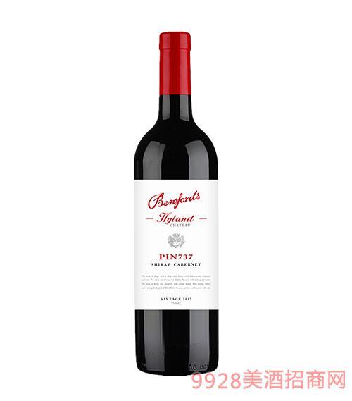 奔富海兰酒庄PIN737葡萄酒15度750ml
