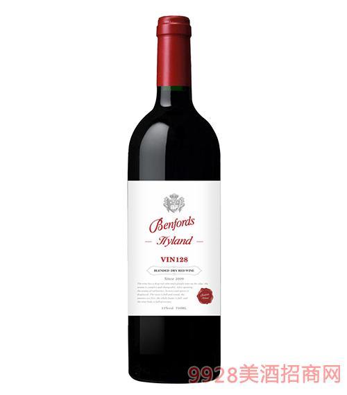 奔富海兰酒庄VIN128葡萄酒13度750ml