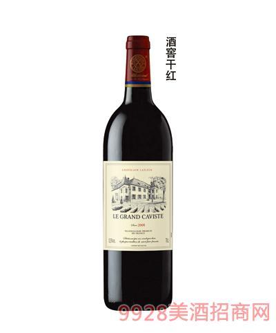 拉斐酒窖干红葡萄酒12.5度750ml