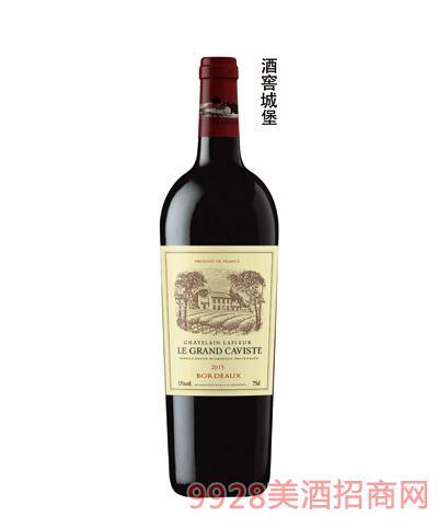 拉斐酒窖城堡干红葡萄酒13度750ml