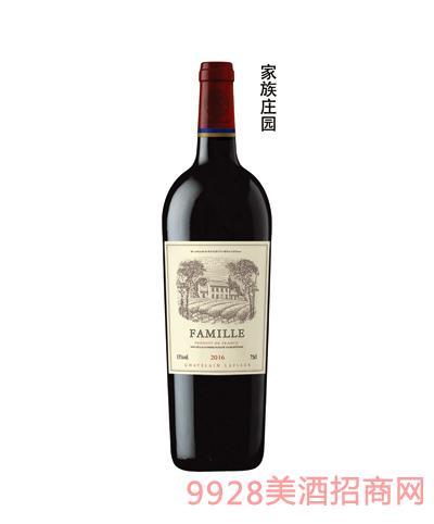 拉斐家族庄园干红葡萄酒13.5度750ml
