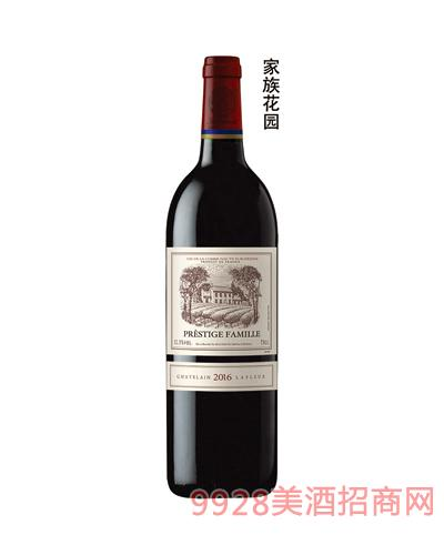 拉斐家族花园干红葡萄酒13.5度750ml