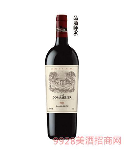 拉斐品酒师96干红葡萄酒13.5度750ml
