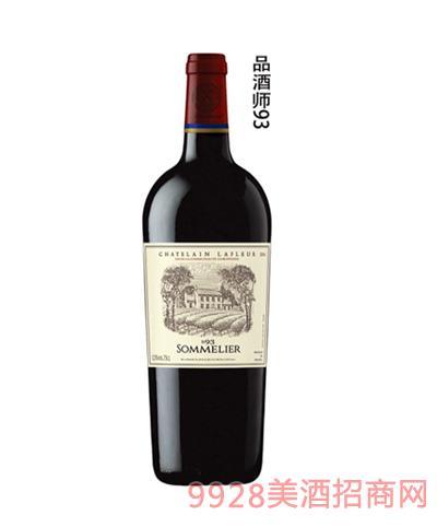 拉斐品酒师93干红葡萄酒13.5度750ml