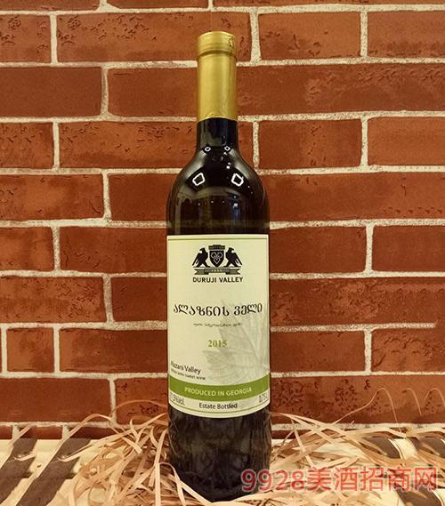 杜如基山谷阿拉扎尼山谷半甜白葡萄酒