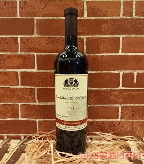 萨佩拉维克韦夫利干红葡萄酒