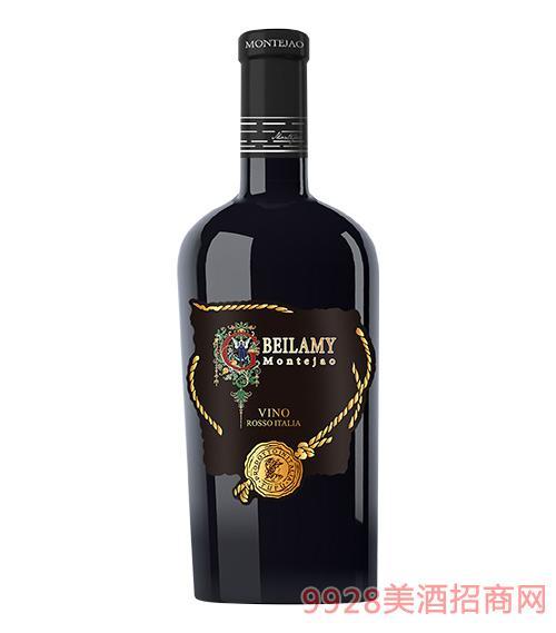意大利貝拉米干紅葡萄酒