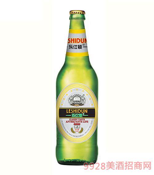乐仕顿啤酒500ml(绿瓶)