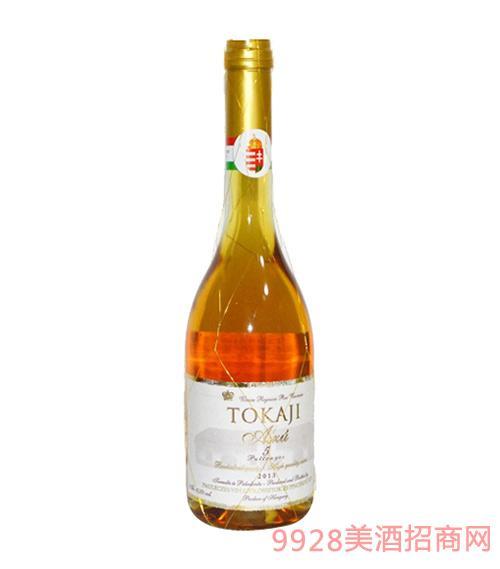 托卡伊阿苏5筐贵腐甜白葡萄酒