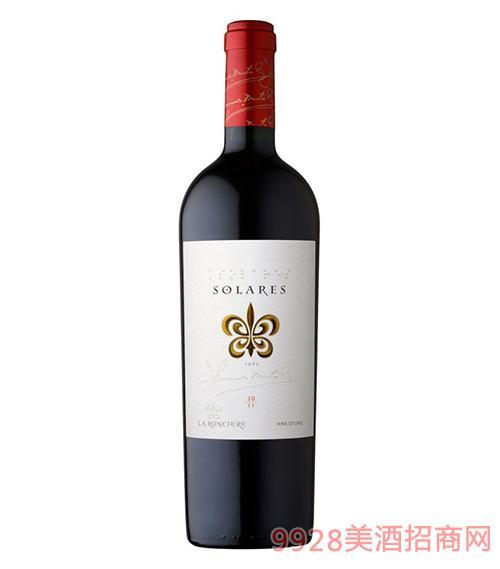 索拉菲尼家族红葡萄酒14度750ml