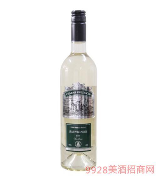 巴萨酒庄干白葡萄酒(黑帽)11.5度750ml