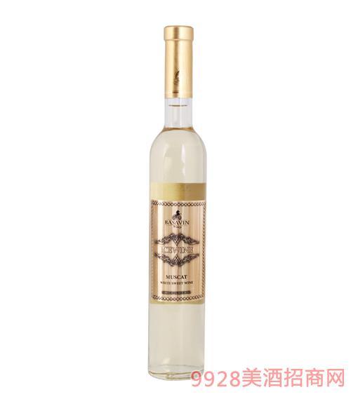 巴萨酒庄慕斯卡特冰白葡萄酒7度