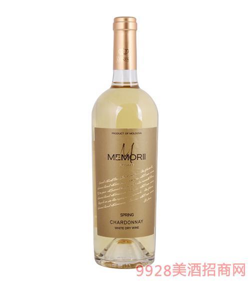 阿思孔霓酒庄干白葡萄酒(棕标)12度750ml
