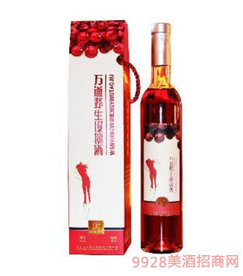 野生樱桃酒8度490ml