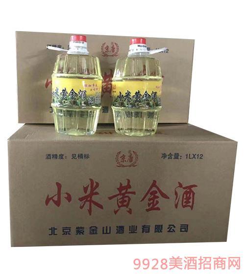 小米黄金酒1Lx12