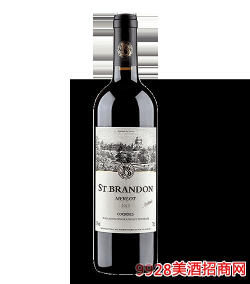 圣堡兰帝美乐葡萄酒