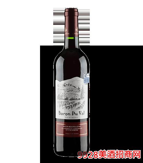卡斯特帝亚干红葡萄酒